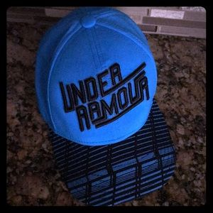 Boys Under Armour fitted hat